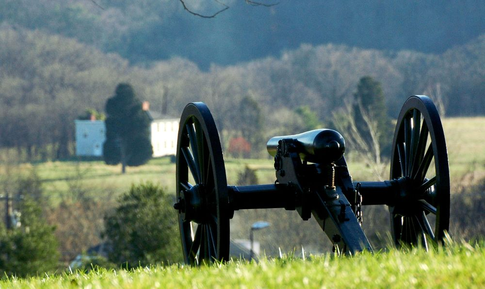 Canon in Harpers Ferry National Park Travel Photography by Charity Beth Long