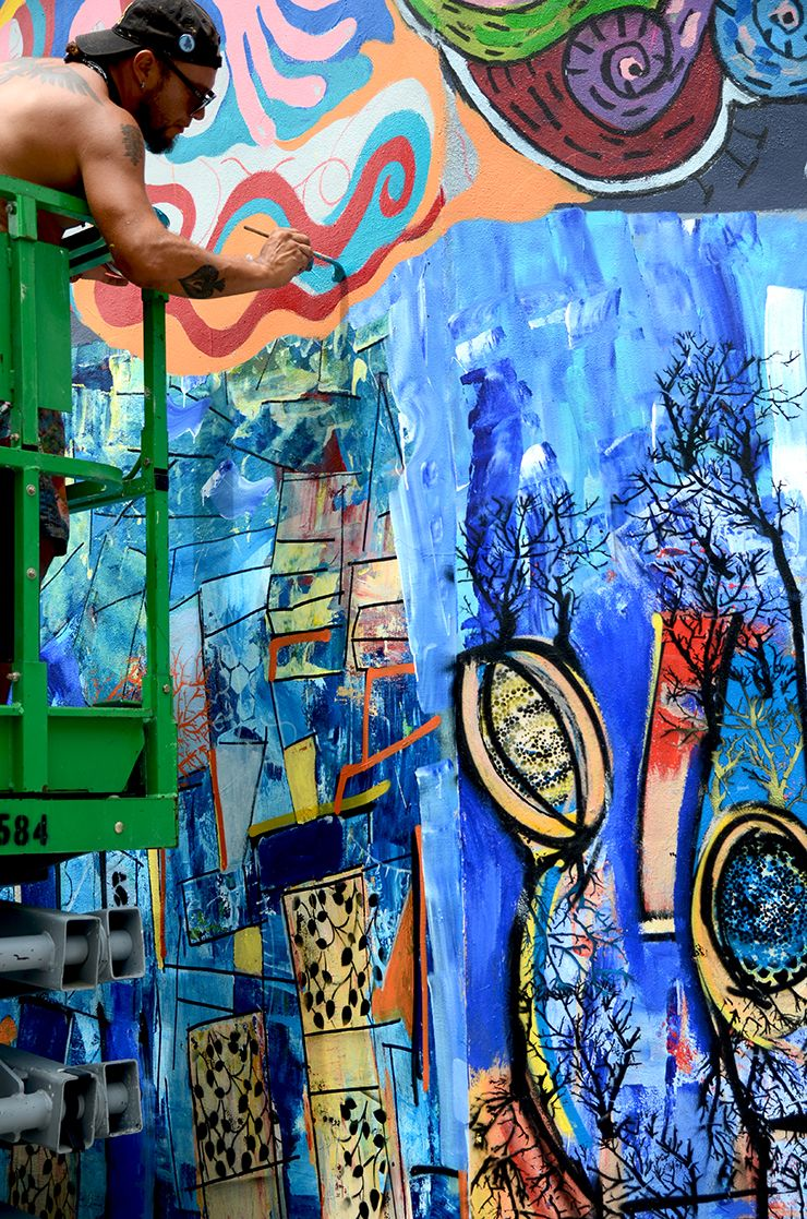 Angelov Franco Painting Mural Travel Photography by Charity Beth Long