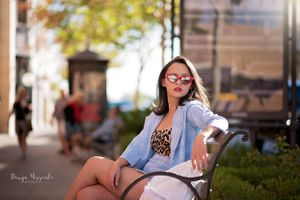 Town Square session with Bianca
