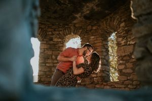 couple-dancing-inside-clark-tower-winterset-iowa-raelyn-ramey-photography