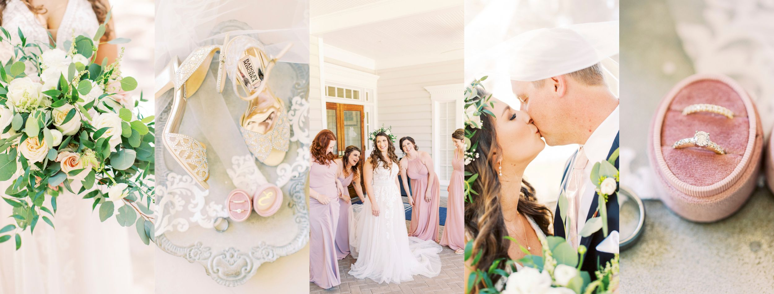 photos from chelsea and ben's savannah wedding at the plantation club in the landings