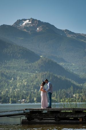 Whistler Maternity Photography Alta Lake Rainbow Park Summer