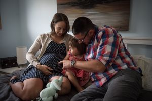 Whistler Maternity Family Photography