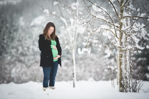 Winter Whistler Maternity