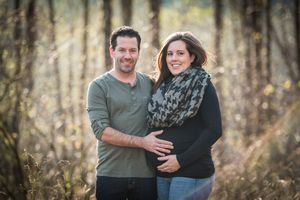 Whistler Maternity Photography Outdoors Nature Forest Fall