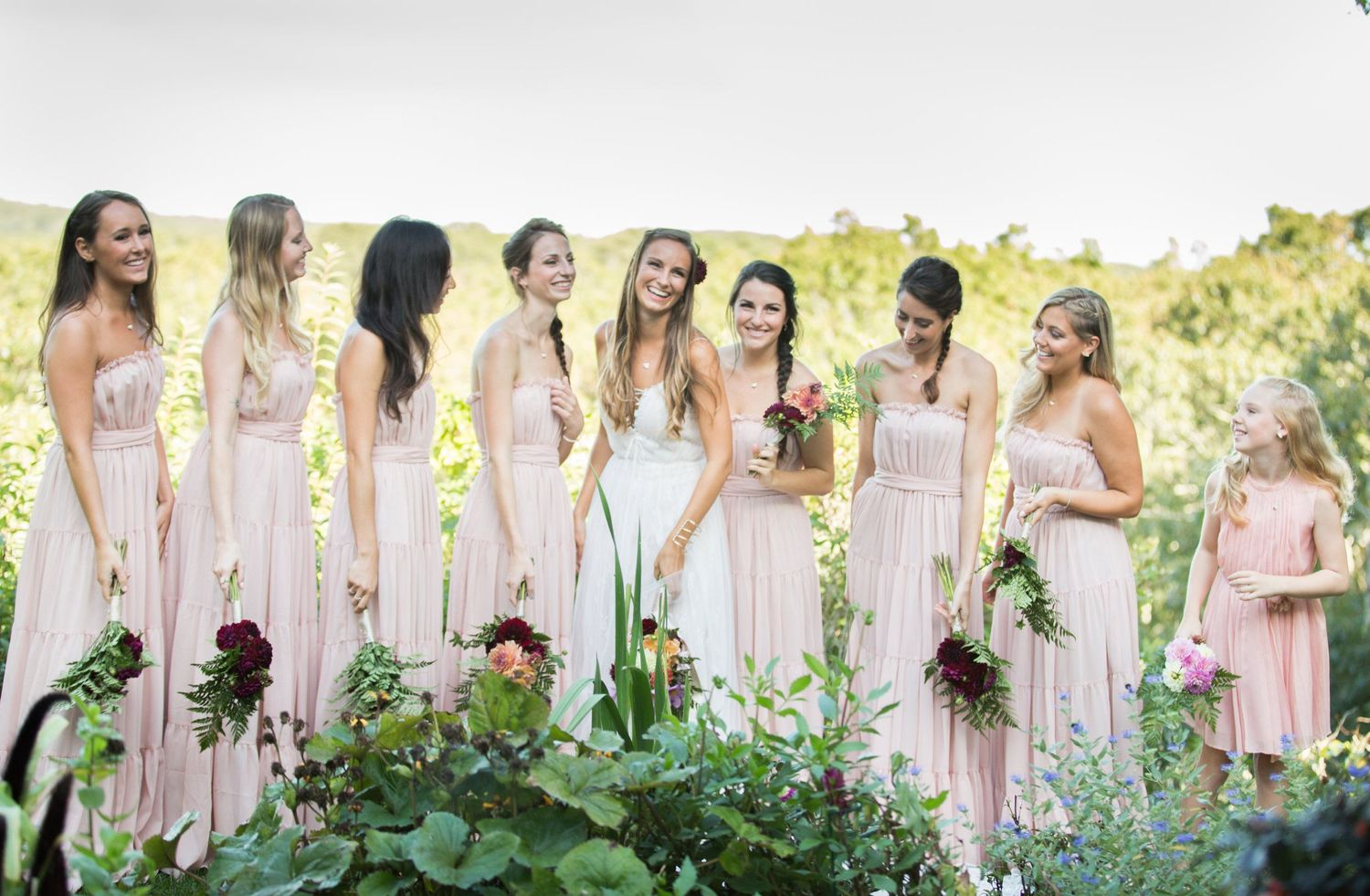 Bridesmaid Dresses Inspiration