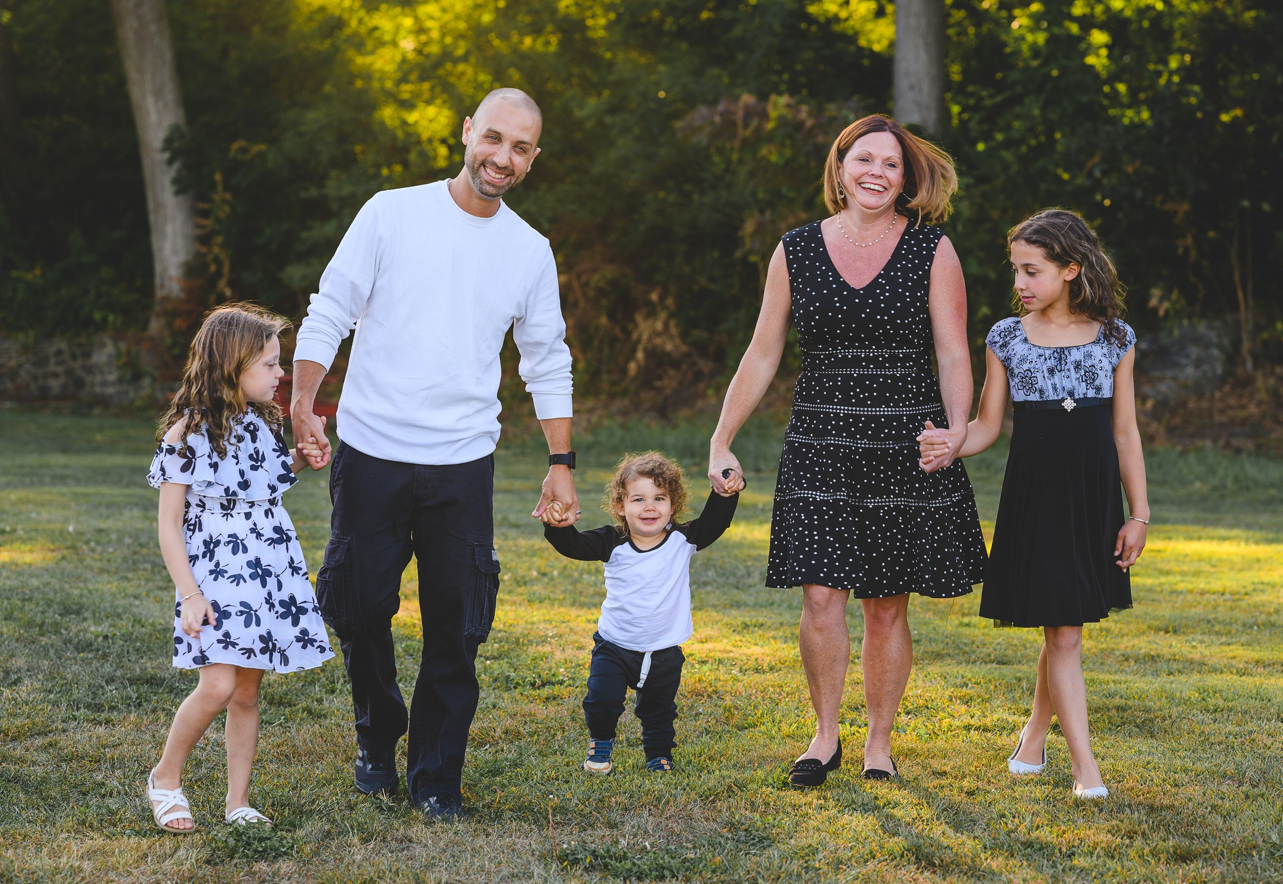 Maine Family Photographer Session in Cape Elizabeth