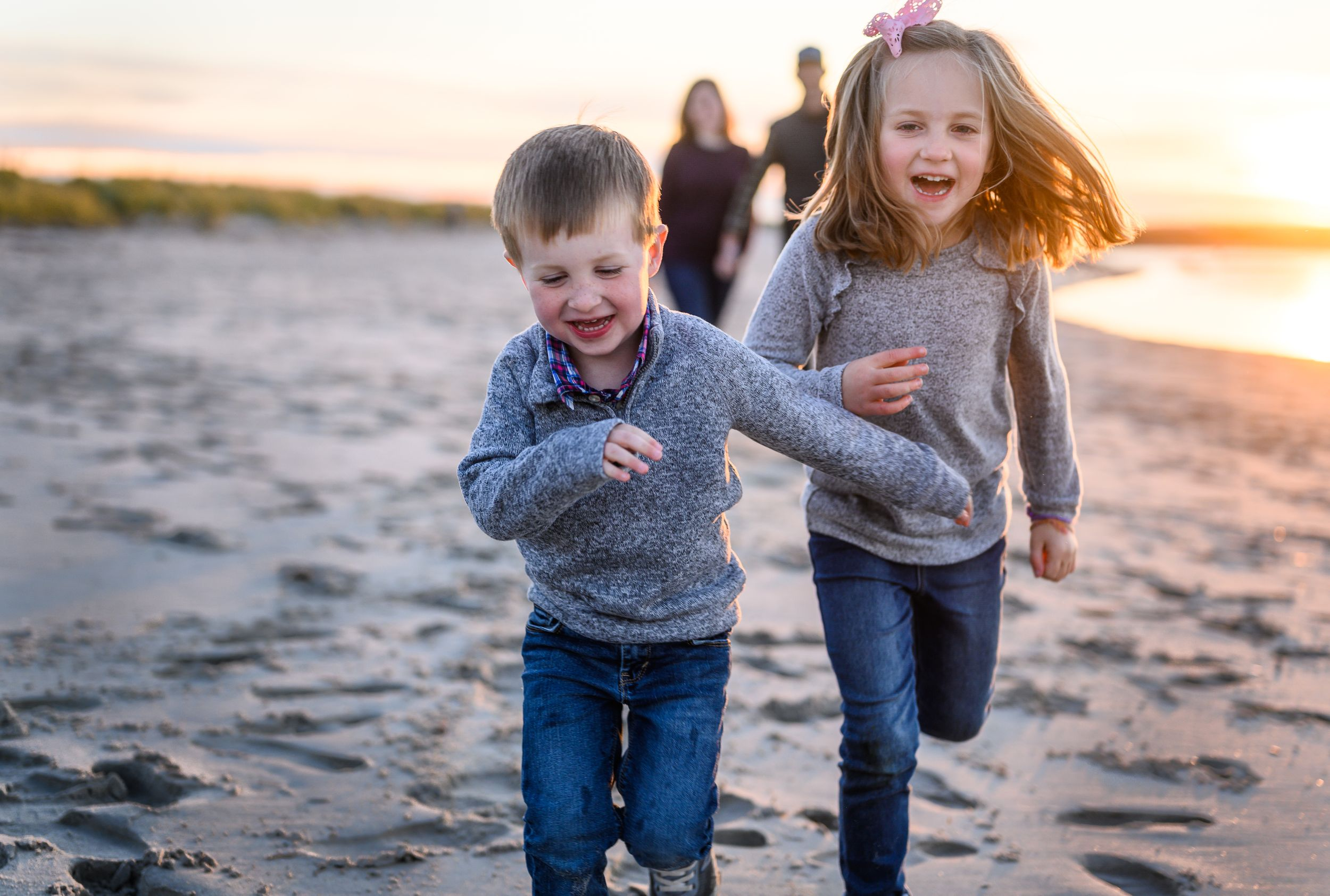 High End Family Photography in Maine
