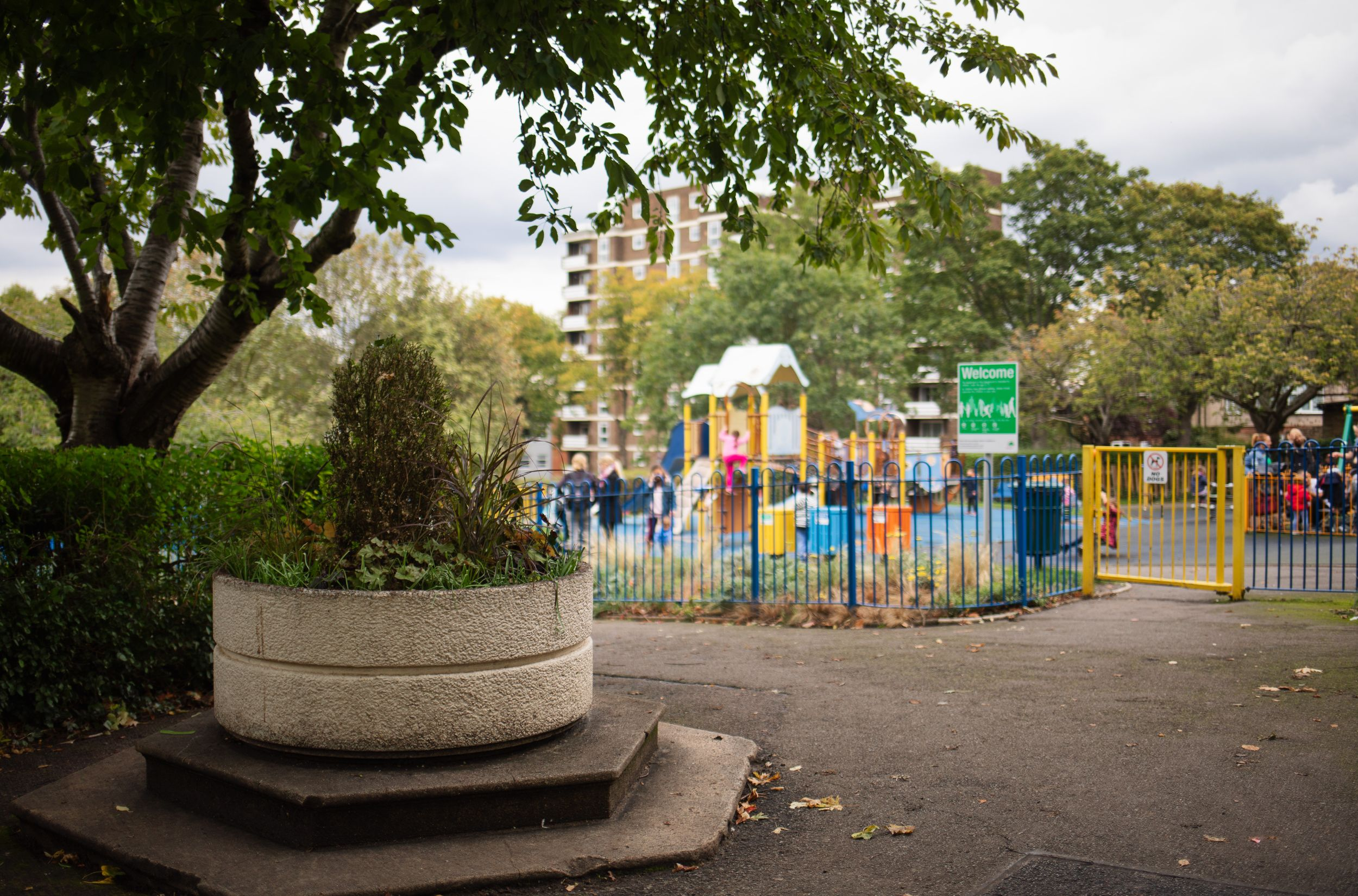 manor park kids playground