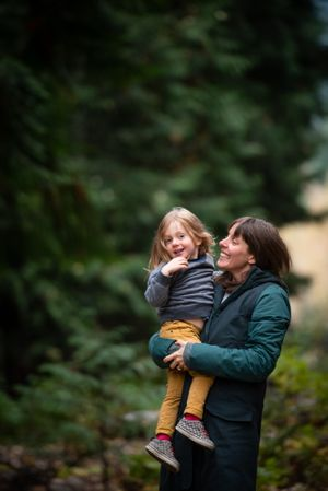 Whistler Family Photography Outdoors Nature Fall