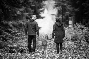 Whistler Family Photography Outdoors Nature Walking