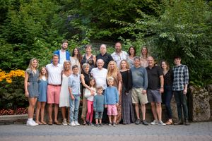Whistler Family Photography Outdoors Nature Family Reunion