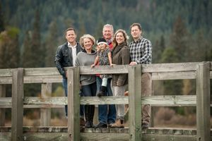 Whistler Family Photography Outdoors Nature \