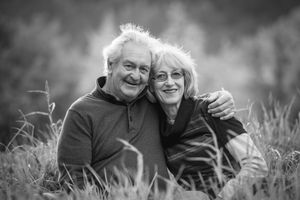 Whistler Family Photography Outdoors Nature Grandparents