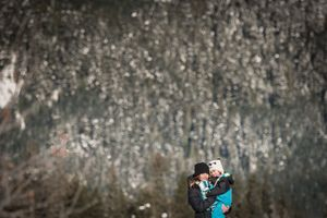Whistler Family Photography Outdoors Nature Winter