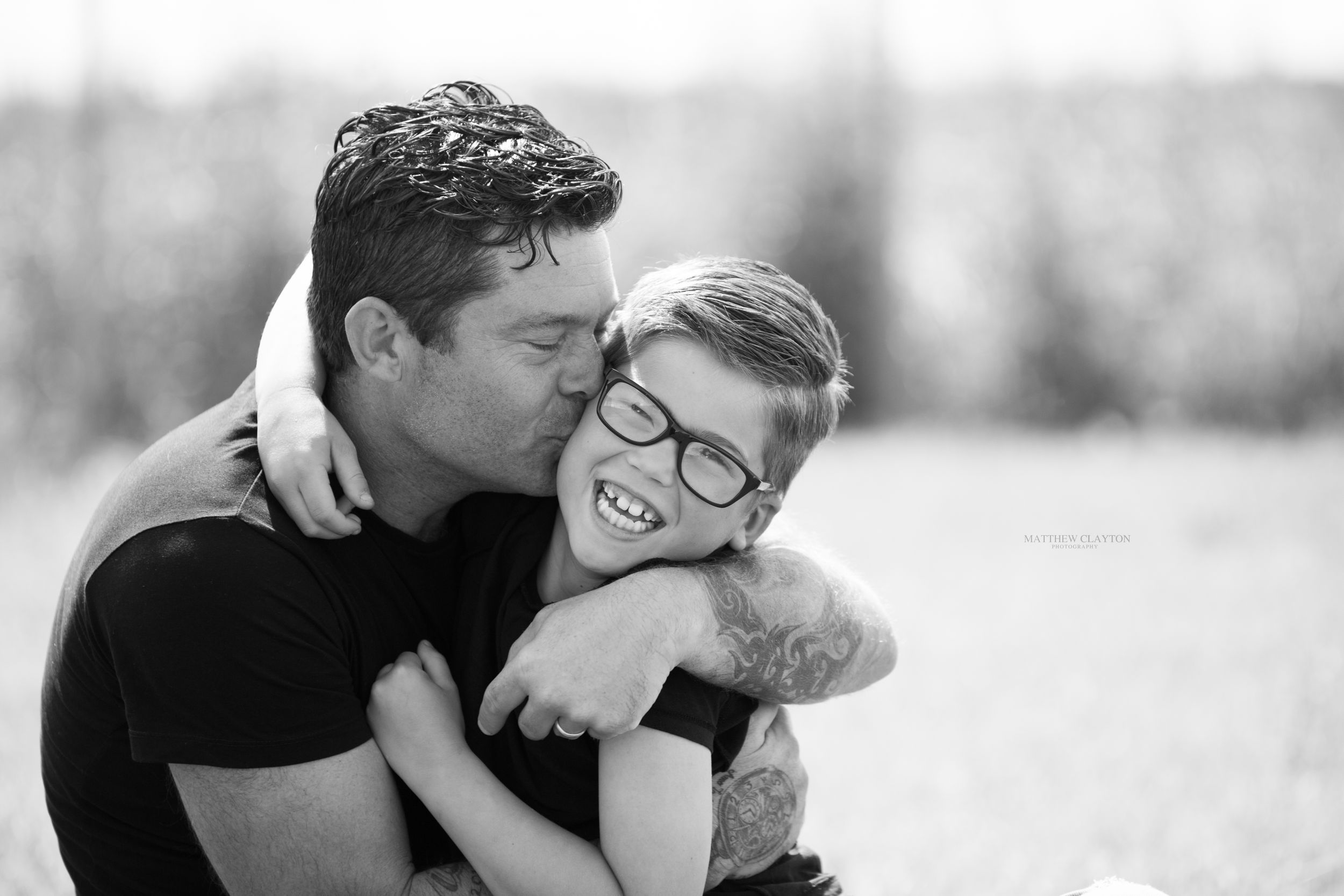 Father and son Family Photography Norfolk