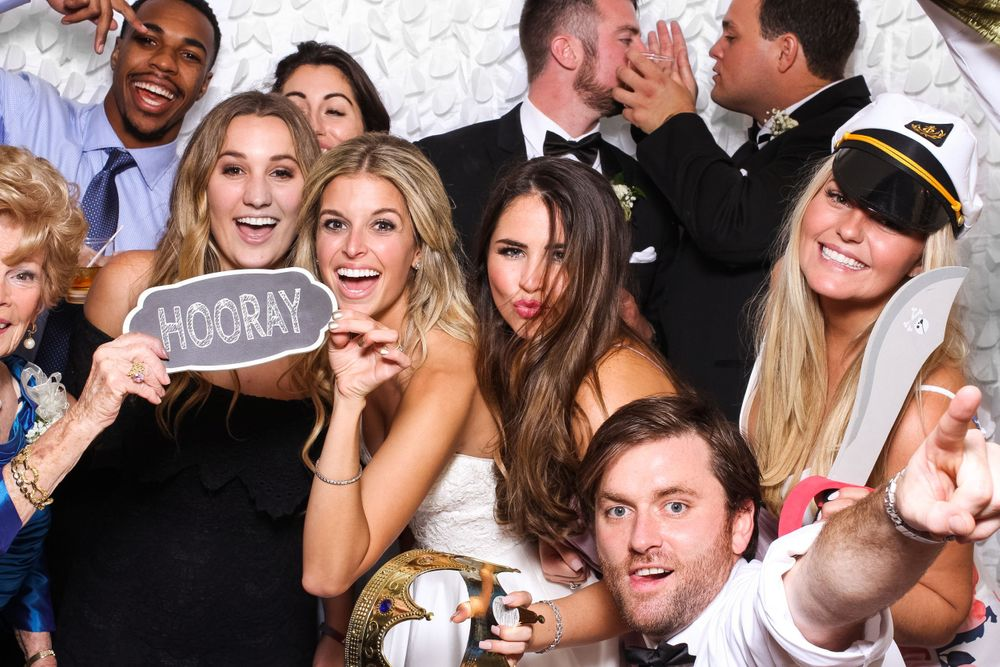 More wedding fun at Gigglebox Photo Booth