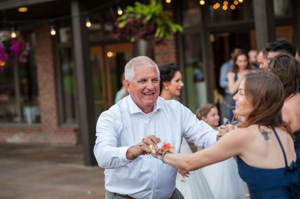 Visual Narrative Photography Michigan wedding photography reception