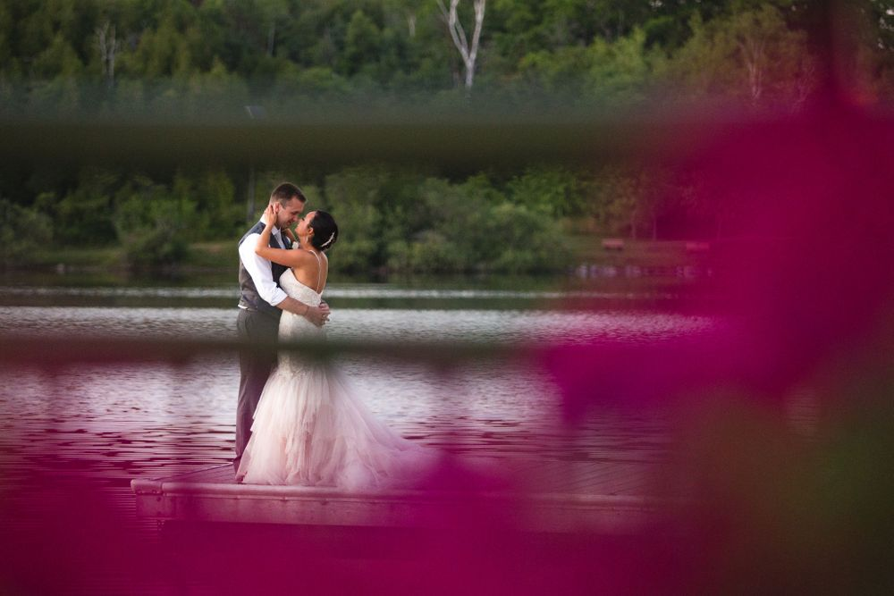 Lily Lake Wedding, Saint John Wedding Photography