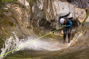 The Adventure Photographers The Canyoning Company Acharn