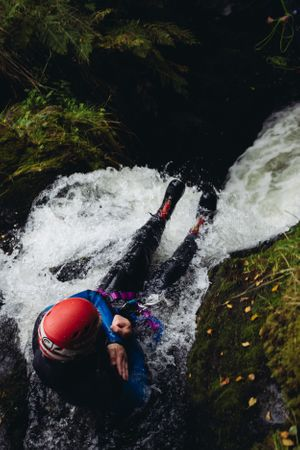 adventure photographer dollar glen canyoning