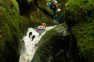 The Adventure Photographers The Canyoning Company Dollar