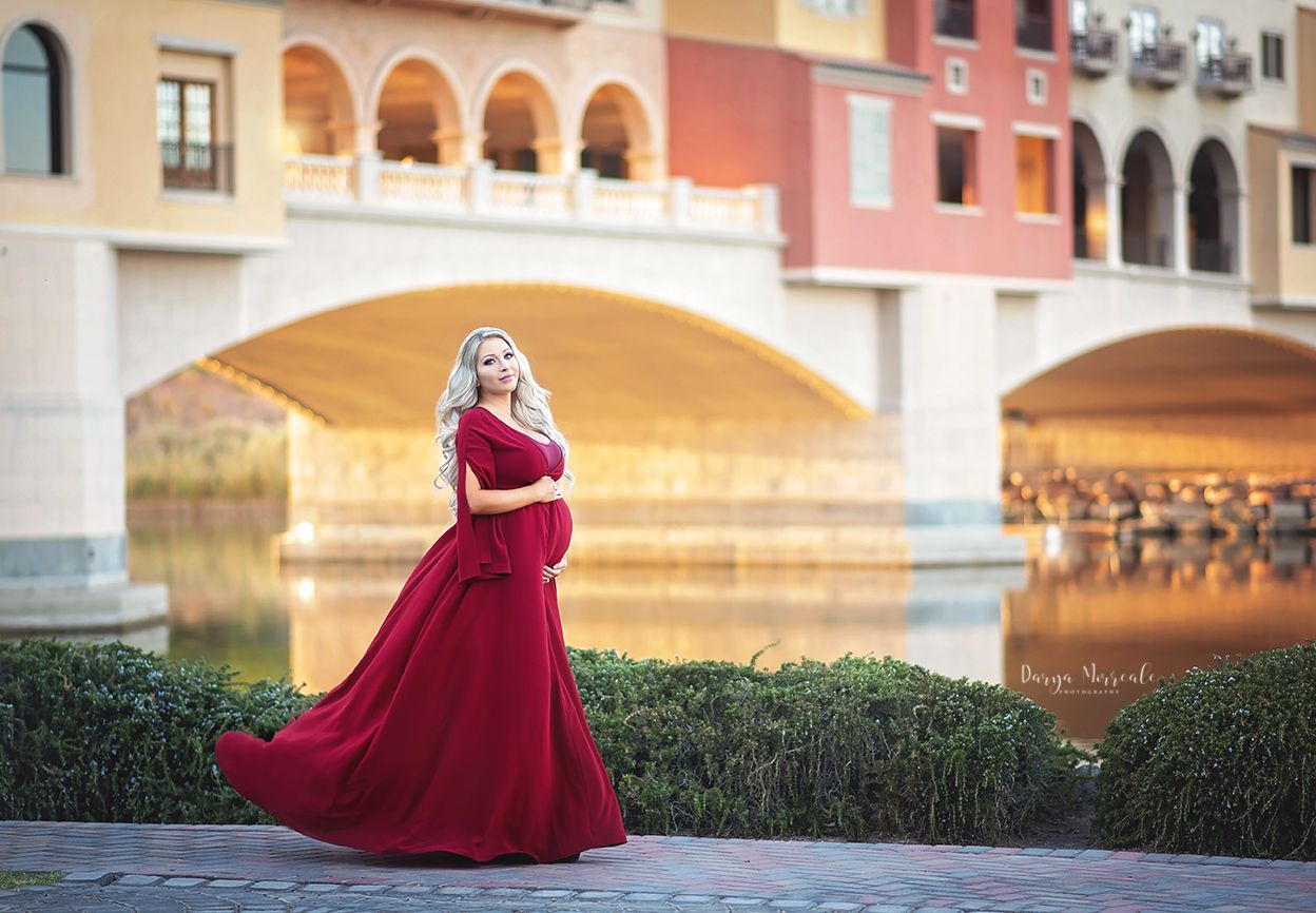 Stacy Maternity in Lake Las Vegas 8