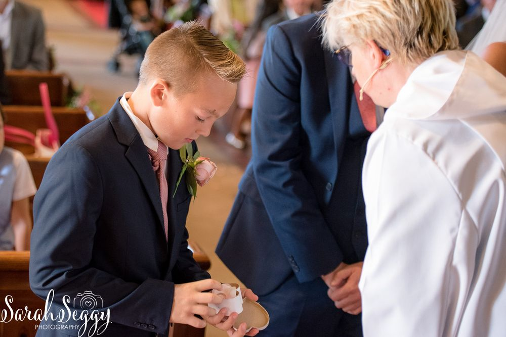 Rings,  Wedding photographer, Daventry,  pageboy