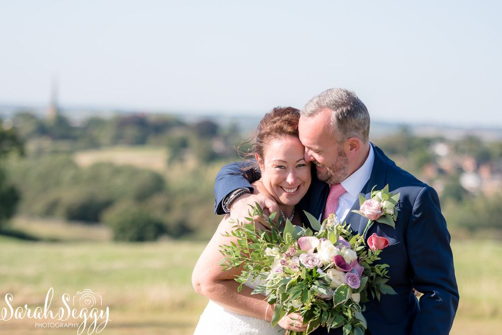 Home Farm, Braunston,  Wedding, bride and Groom