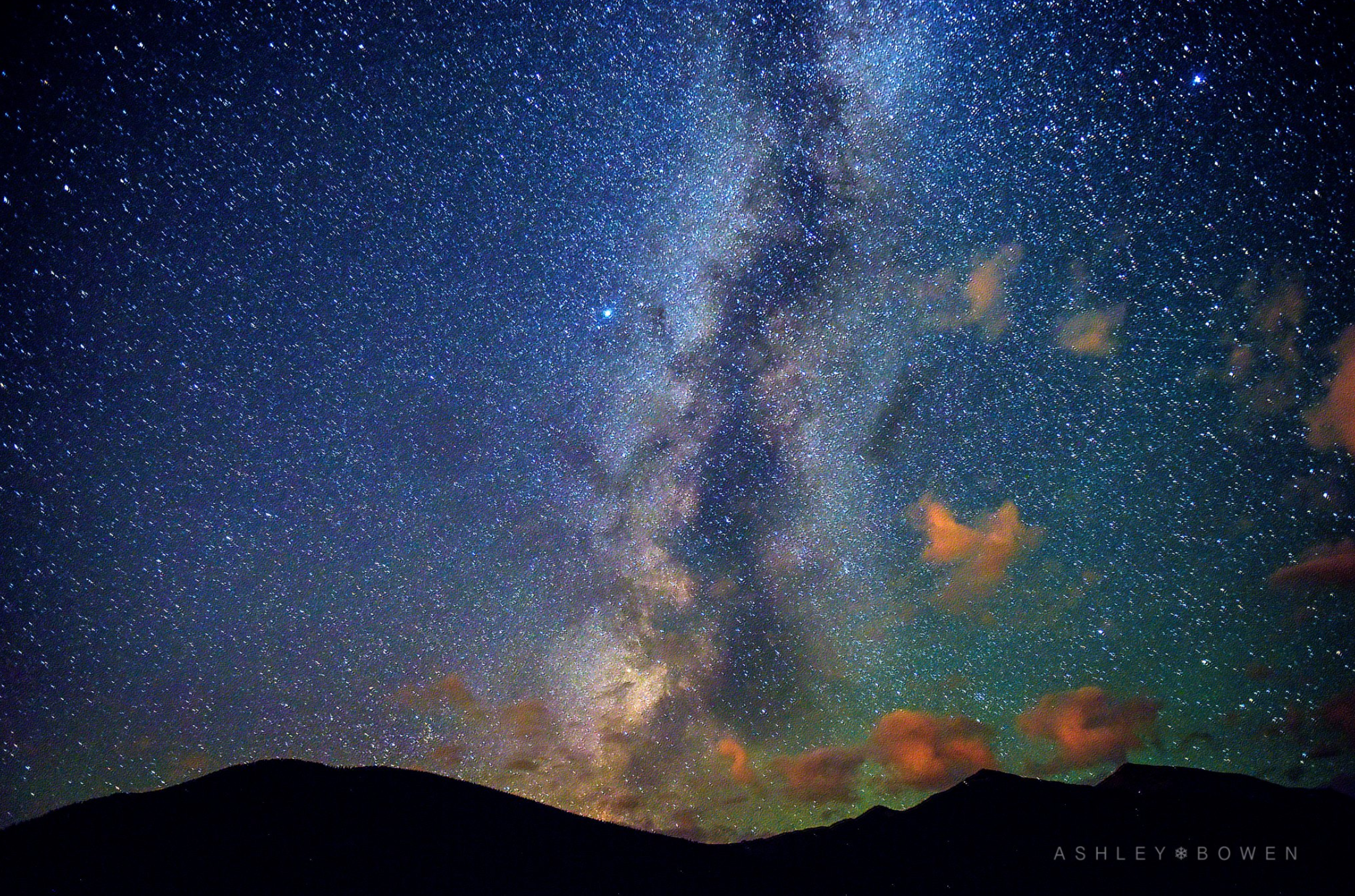 Astrophotography in Rocky Mountain National Park