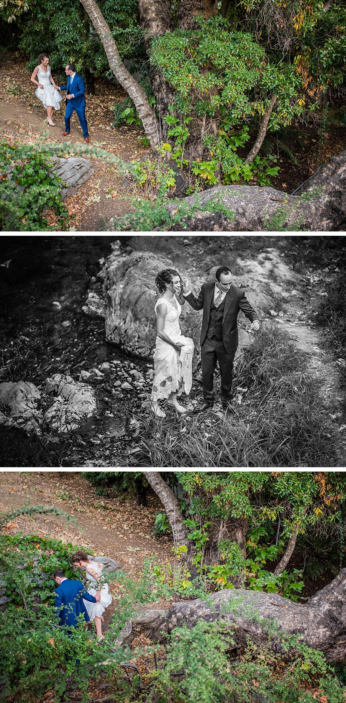 Historic Mission San Luis Obispo de Tolosa Central Valley California wedding