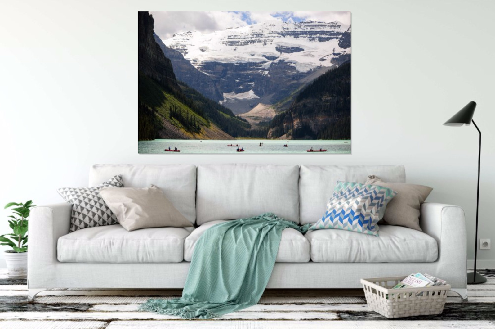 Wall Art Ray Penner Photography Lake Louise Alberta