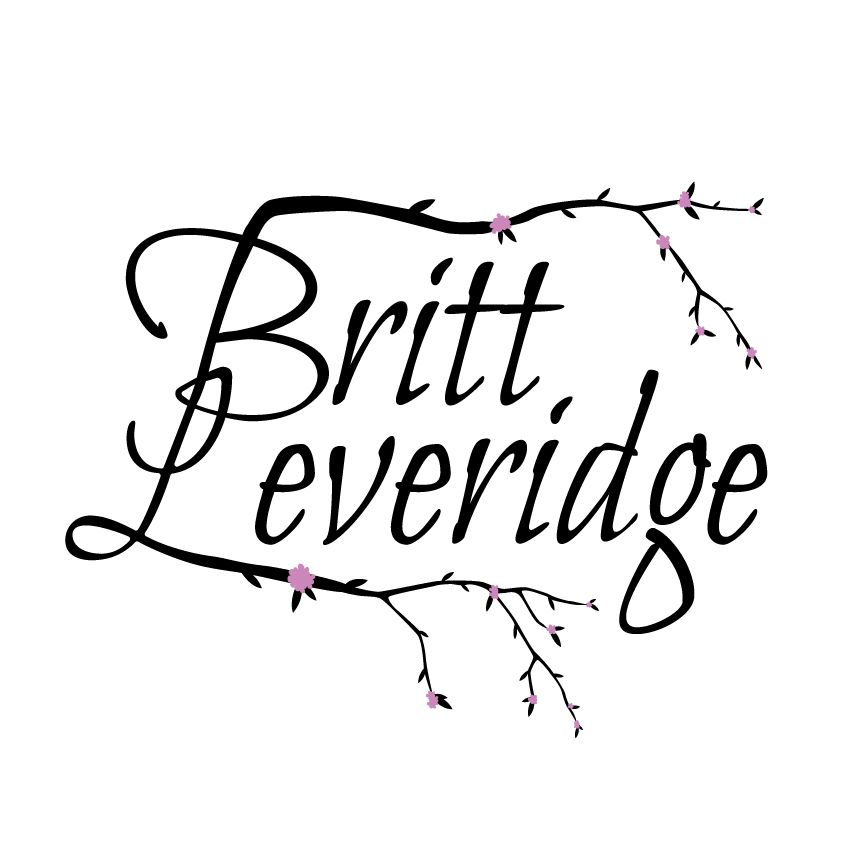 Britt Leveridge Logo Design