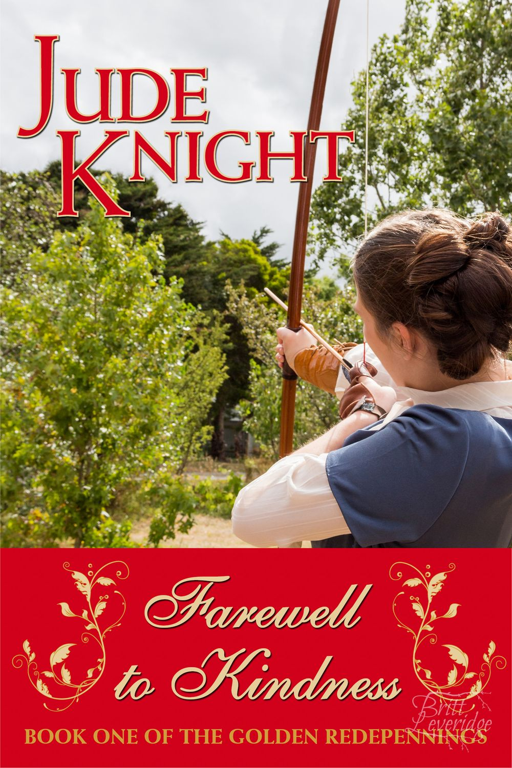 "Ebook cover for Jude Knight ""Farewell to Kindness"""