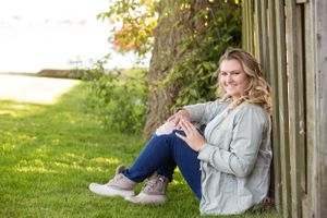 Visual Narrative Photography Michigan senior portrait photography