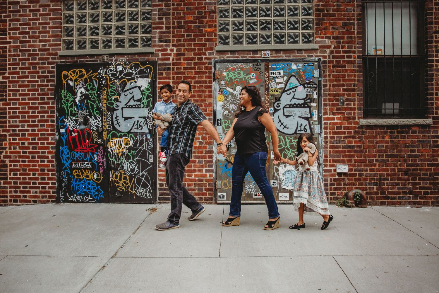 Urban Lifestyle Session . Raleigh, NC Family Photographer.