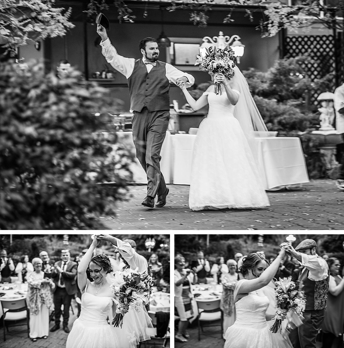 Three Rivers Central Valley California White Horse Inn wedding