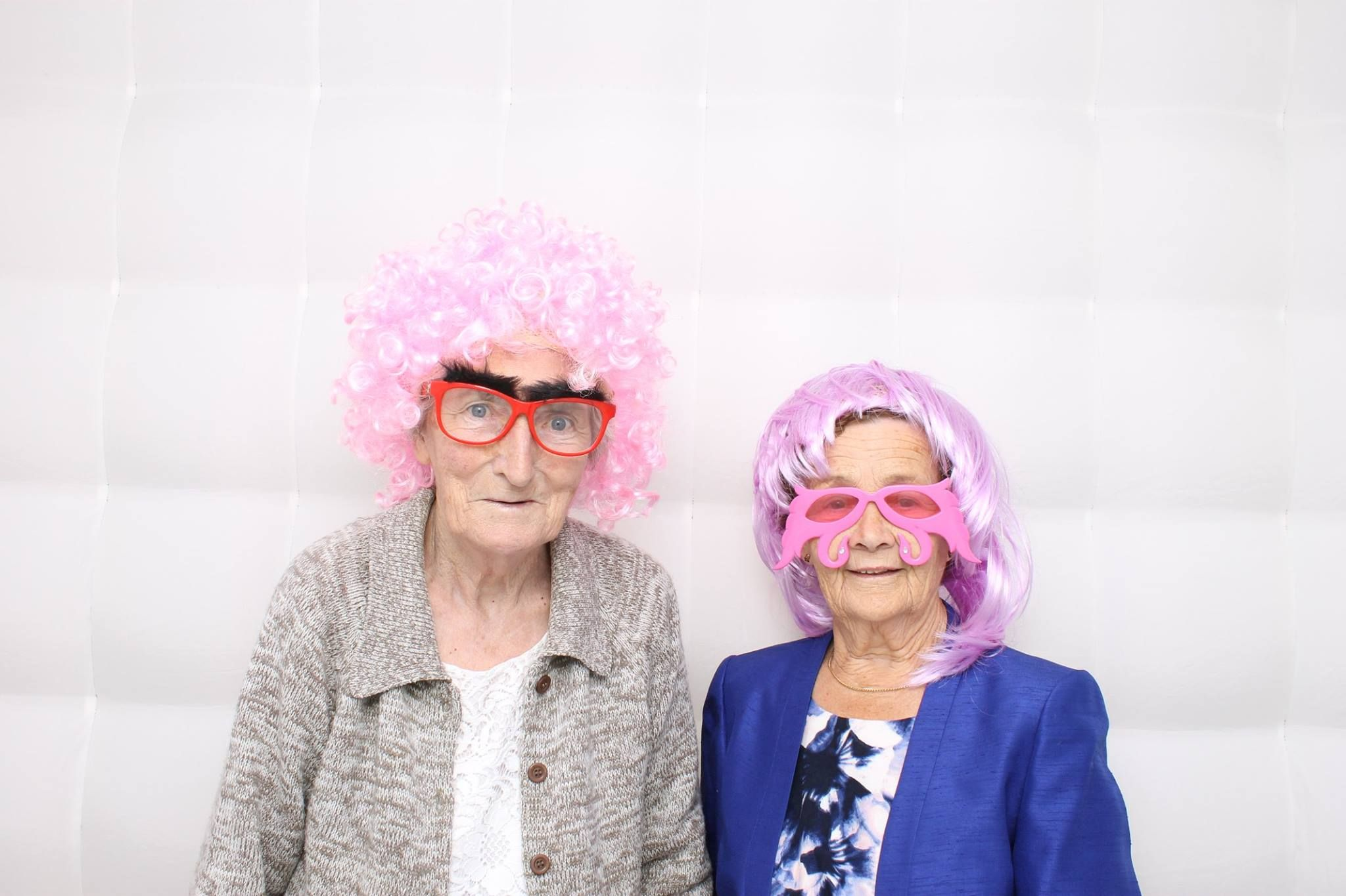 Grannies Love Photo Booths