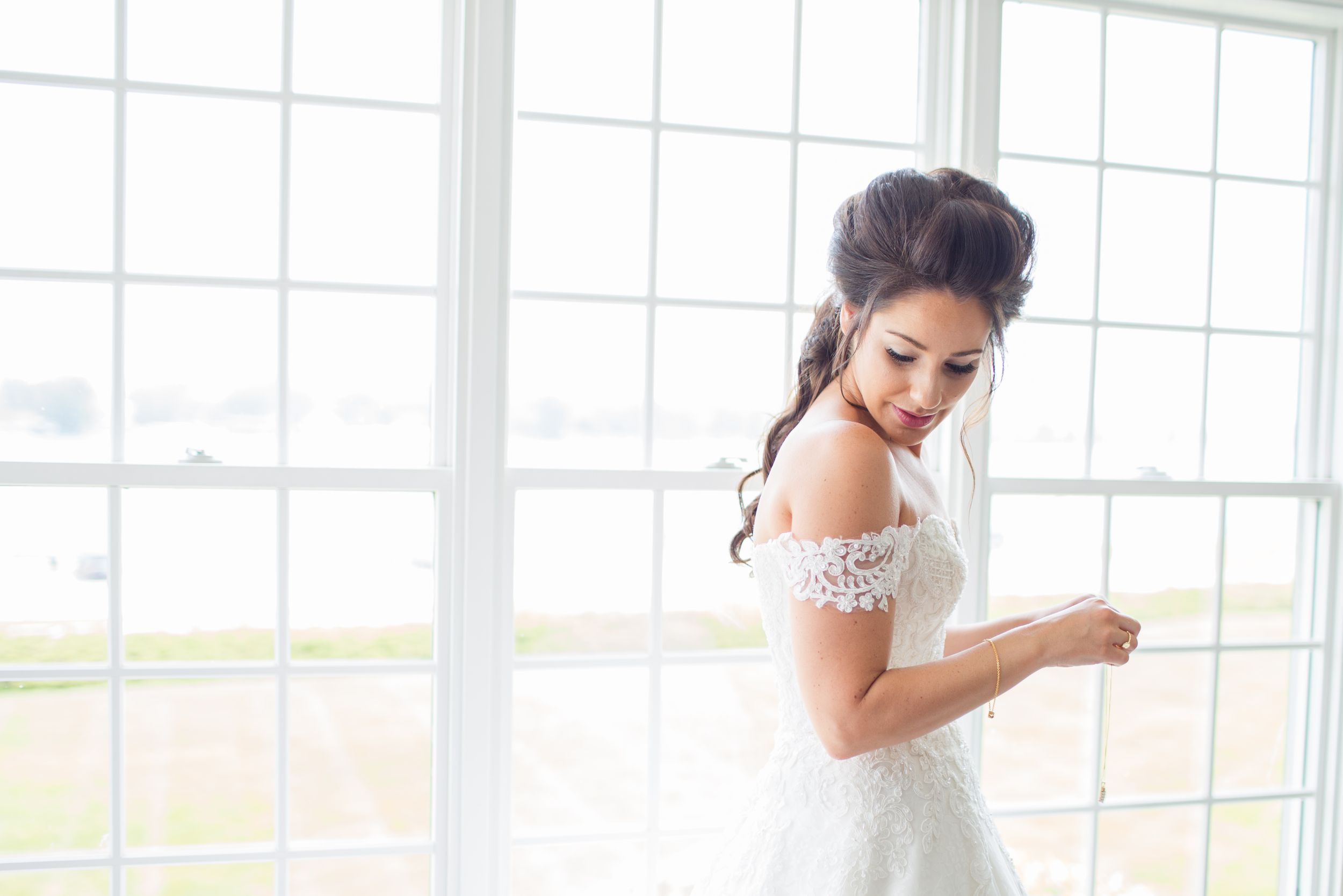 Visual Narrative Photography Michigan wedding photography bride