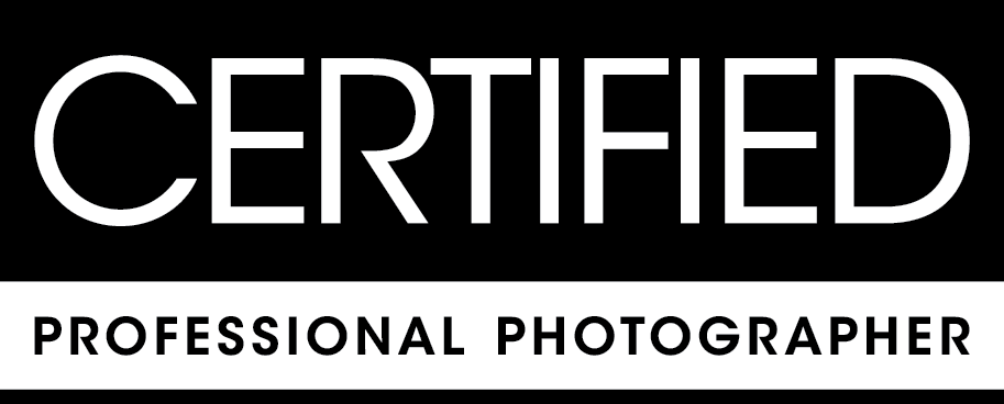Certified Professional Photographer Logo Colorado Springs