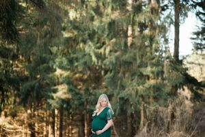 Heber Downs Maternity Photography