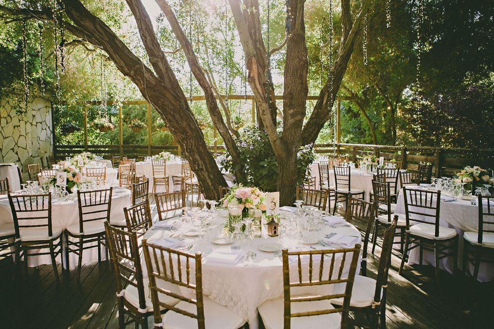 Wedding Reception | Calamigos Ranch