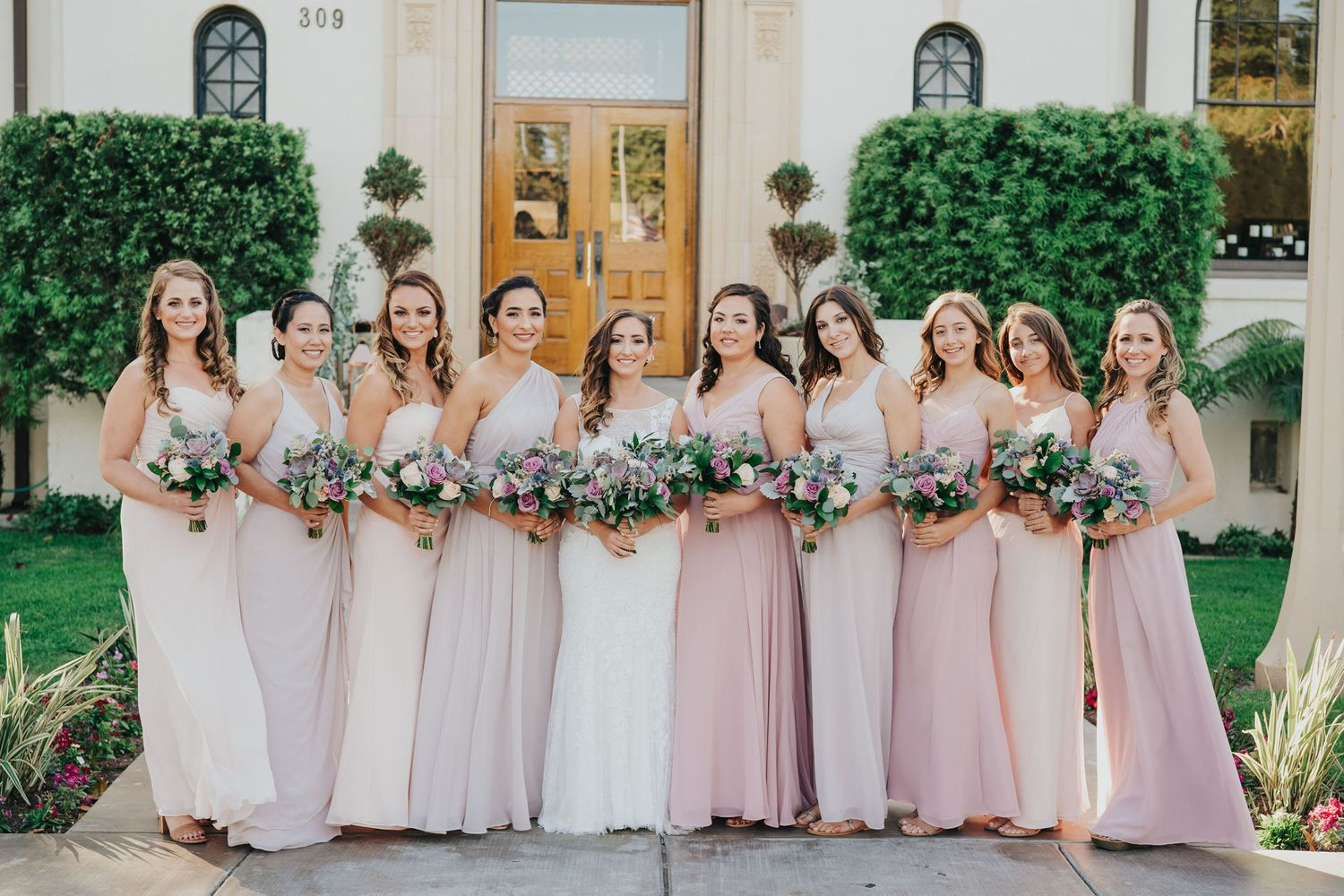 Bridesmaids | Redondo Beach Historic Library