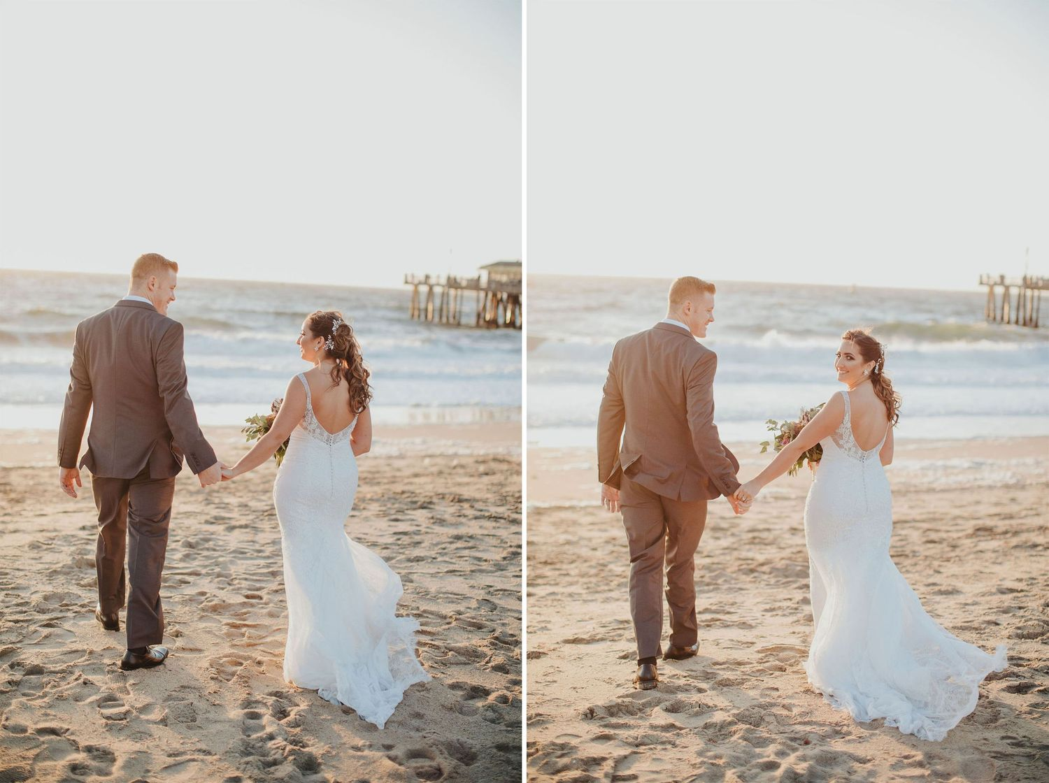 Beach Wedding | Redondo Beach Historic Library