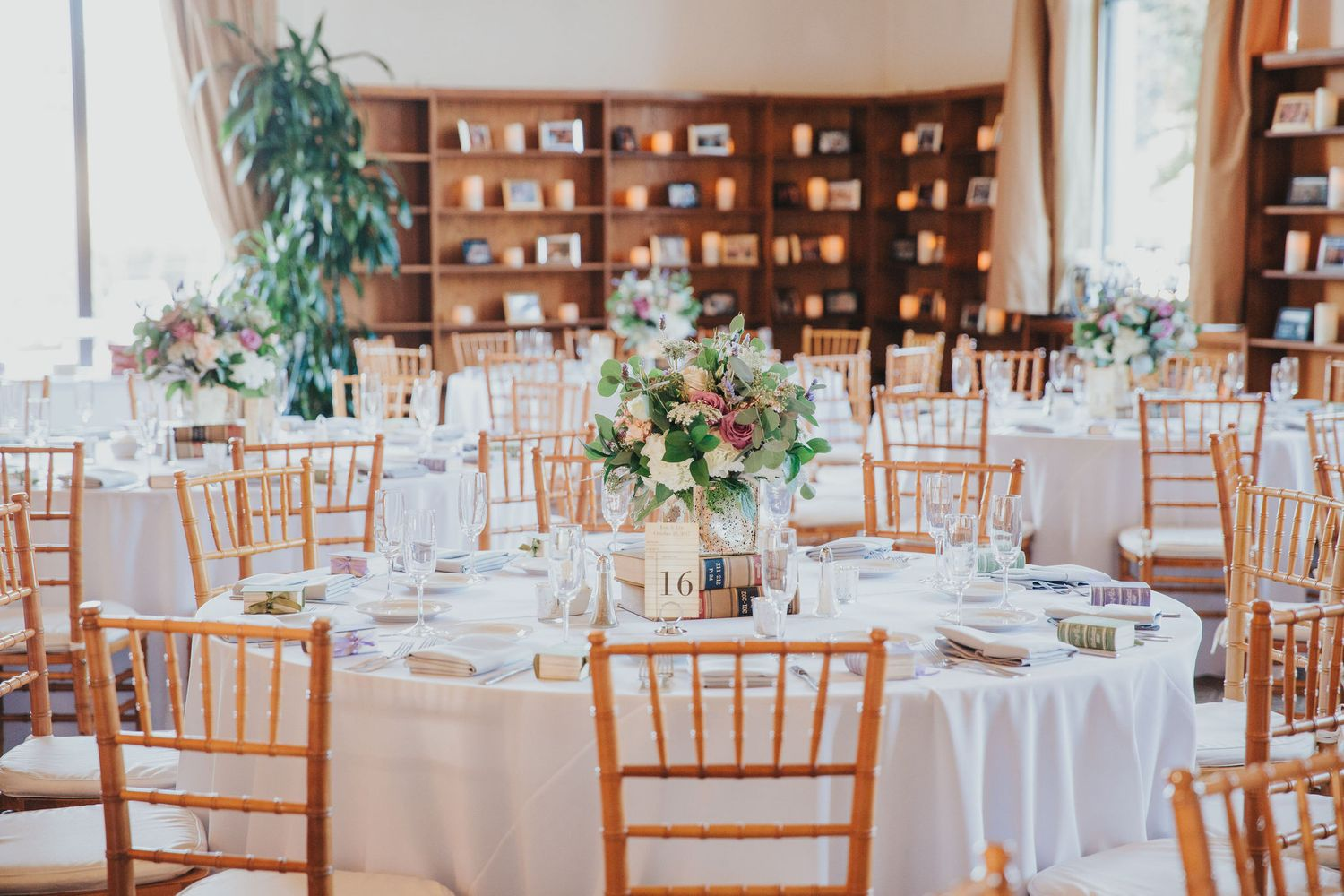 Wedding Reception | Redondo Beach Historic Library
