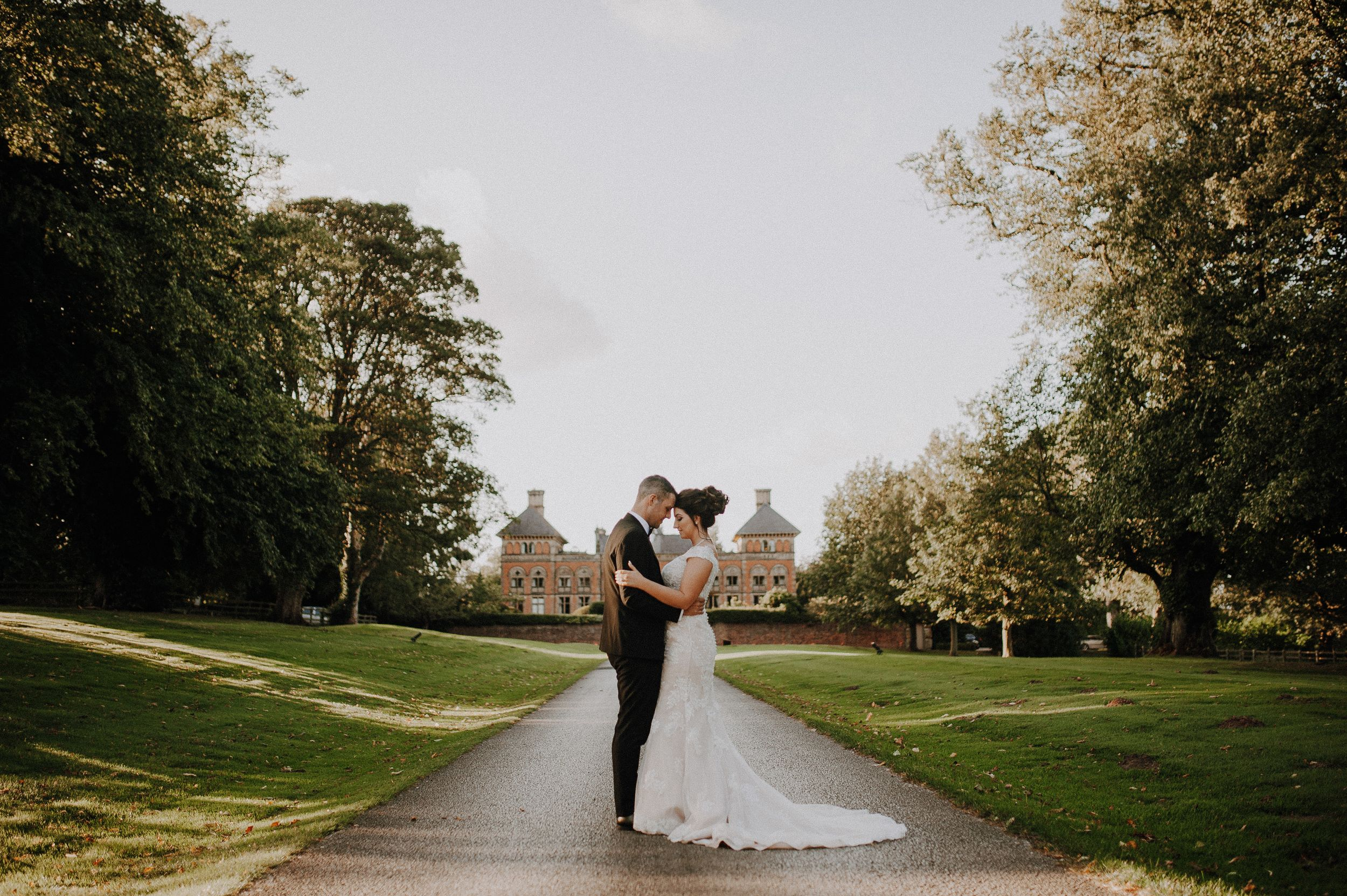 soughton hall, wedding venue