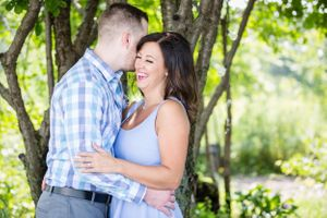 Visual Narrative Photography Michigan engagement session photography