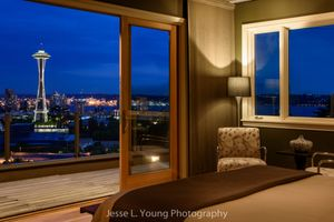 Twilight photography for real estate