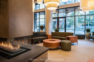 Seattle commercial hotel photography