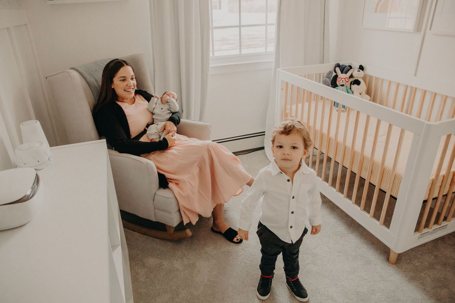 Raleigh, NC Newborn Lifestyle Photographer